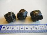 Granaat kristallen China  Prijs per stuk € 8.50_