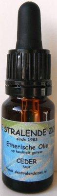 Ceder (hout) 10 cc etherische olie