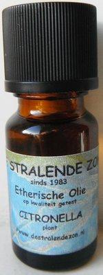 Citronella (plant) 10 cc etherische olie