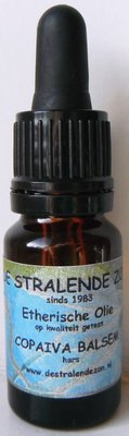 Copaiva Balsem (hars) 10 cc etherische olie