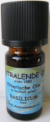 Basilicum (blad) 5 cc etherische olie