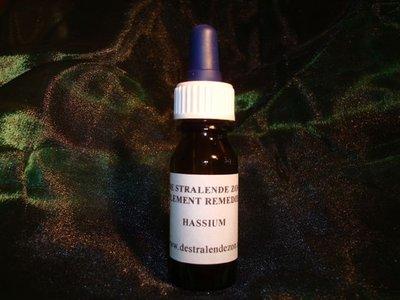 Element Remedie HASSIUM Inhoud 10 cc