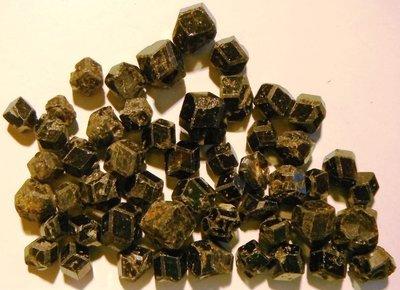 Edelsteen Remedie Granaat, Zwart  Inhoud 10 cc