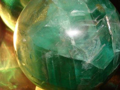 Edelsteen Remedie Fluoriet, Groen  Inhoud 10 cc