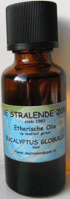 Eucalyptus globulus (blad) 30 cc etherische olie