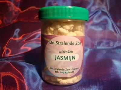 Jasmijn  Met de hand gemaakte natuurlijke wierook