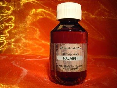 Palmpit olie 100 cc massage basisolie