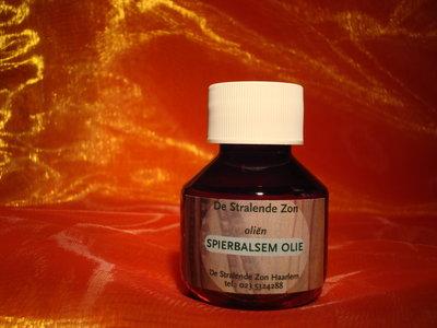Spierbalsem olie 50 cc