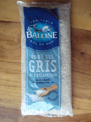 Atlantisch (Keltisch) Zeezout 1 kilo