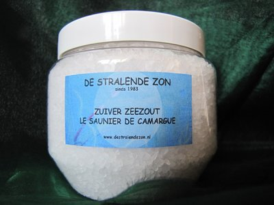 Zeezout Le Saunier de Camargue 250 cc