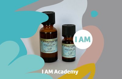I AM Academy (mengsel) 10 cc etherische olie
