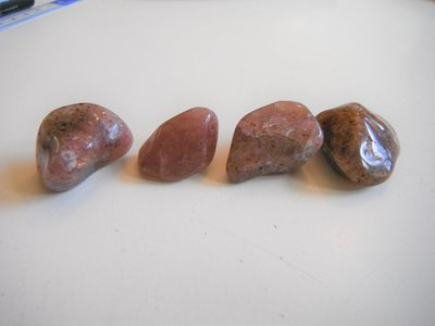 Trommelstenen Hilutiet Lot 41 gram