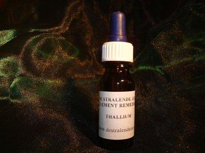 Element Remedie THALLIUM Inhoud 10 cc