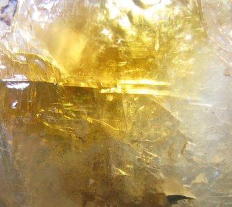 Edelsteen Remedie Calciet, Geel  Inhoud 10 cc