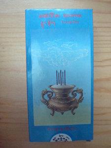 Sorig Long Po Anti Stress Tibetaanse wierook