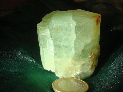 Aquamarijn kristal