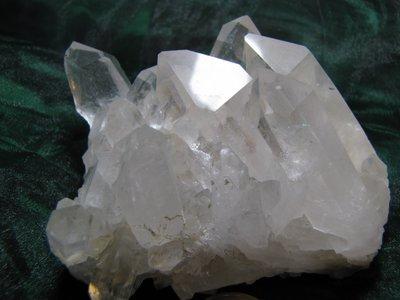 Bergkristal cluster Brazilië