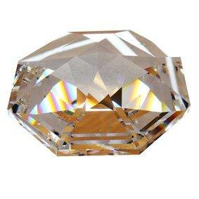 Regenboogkristal achthoek 50 mm