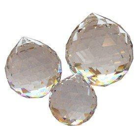 Regenboogkristal bol facet 15 mm