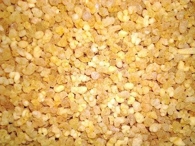 Kerkwierook (Olibanum) (Frankincense)  Natuurlijke wierook